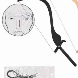 Brow mapping tool