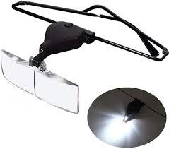 Loopbril met LED